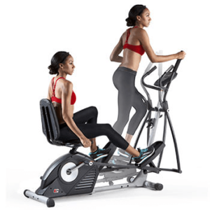 Elliptical Recumbent Bike Combo