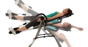inversion table for sciatica