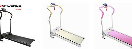 Confidence Treadmill