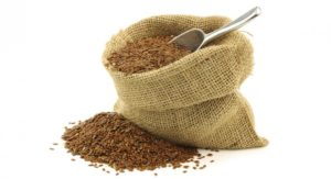 ground flaxseed weight loss