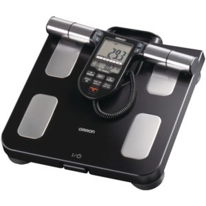 Omron HBF 514c Full Body Composition Sensing Monitor and Scale