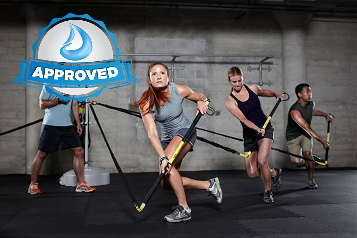 Trx Rip Trainer Review Reviews │drenched Fitness