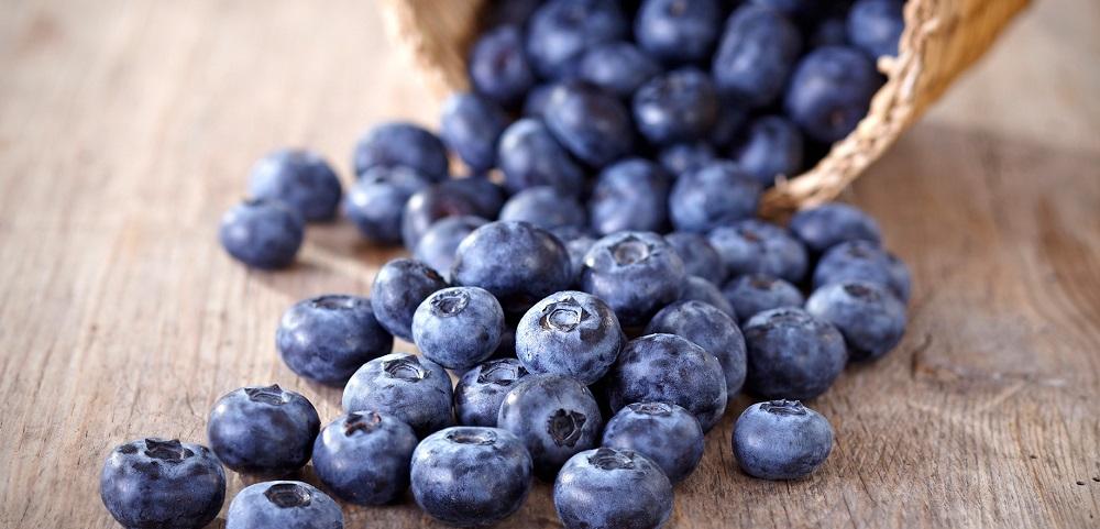benefits of blueberries