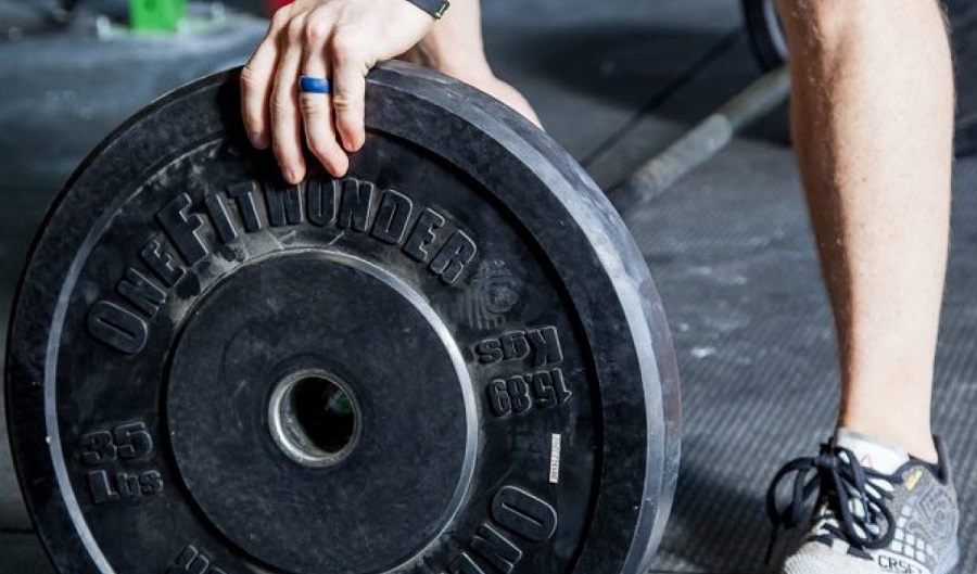 Rubber Bumper Plates Reviews & Rubber Bumper Plates REVIEW Crossfit Weight Set │Drench Fitness