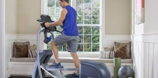 Precor EFX 423 Review