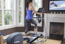 Precor EFX 221 Elliptical