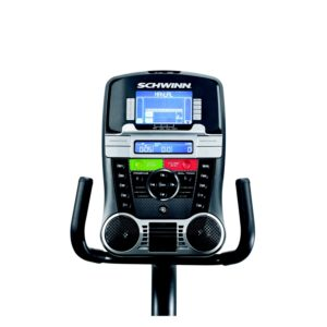 review schwinn 270 recumbent bike