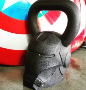 hero elite series kettlebell