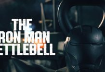 the iron man kettlebell