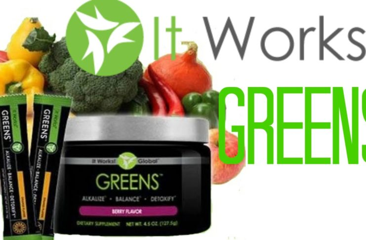 it works greens reviews