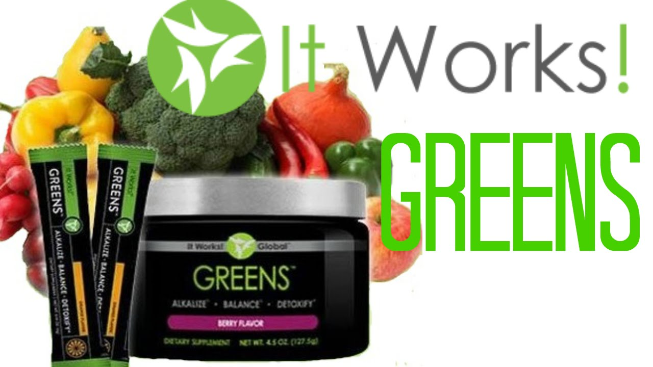 The greens it works reviews