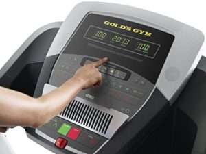 Golds Gym Trainer 430 TREADMILL ReviewDrench Fitness