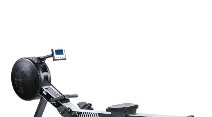 rowing machine versus treadmill