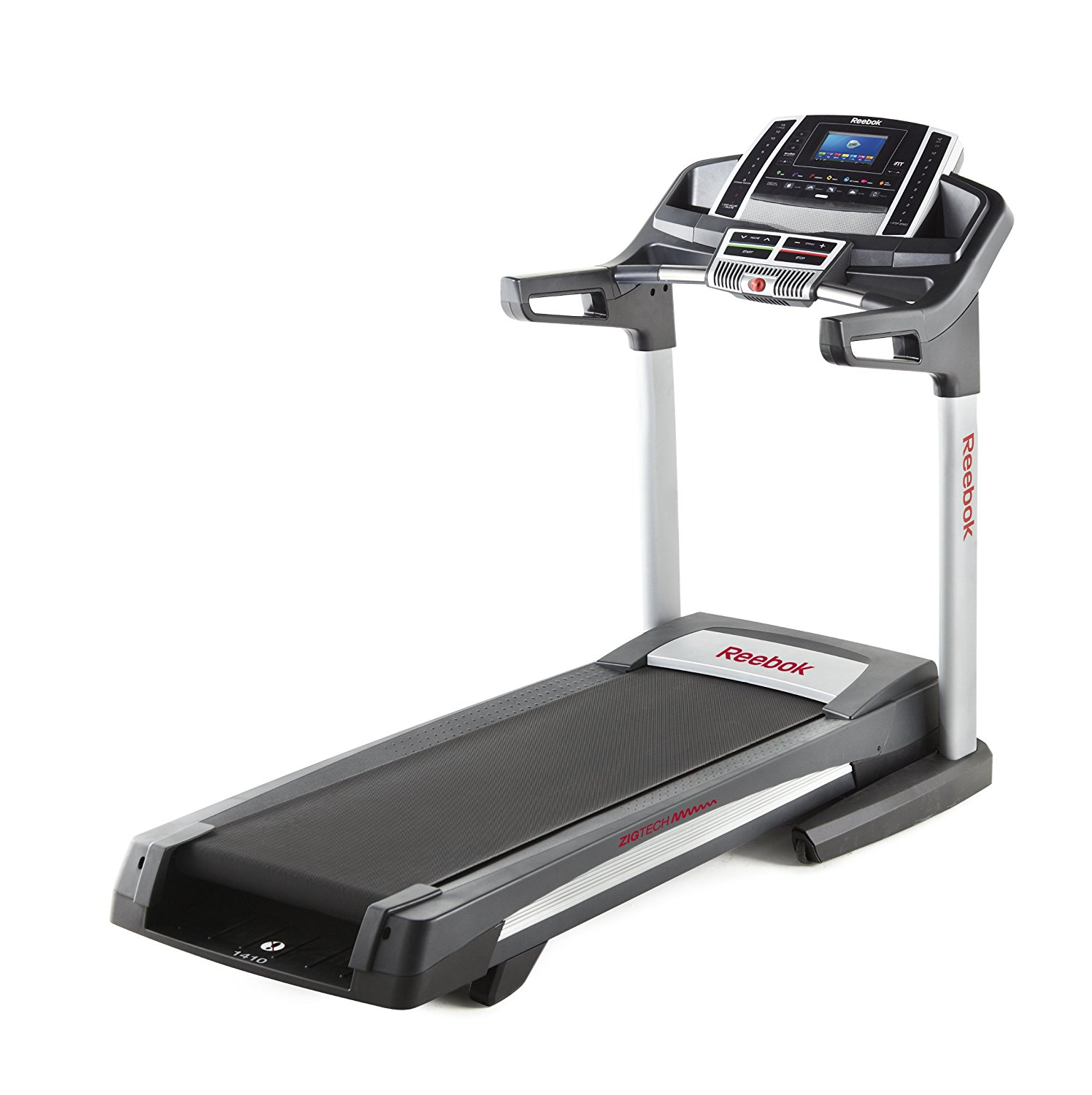 Reebok ZigTech 1410 Treadmill Review
