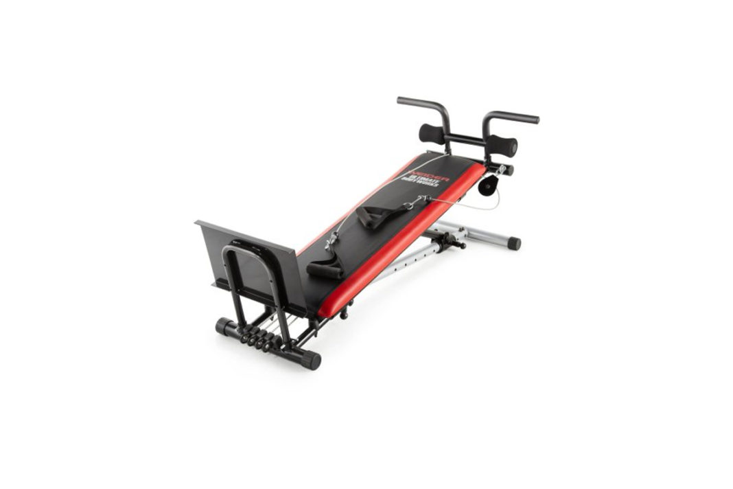 Weider Ultimate Body Works Review Drenchfit