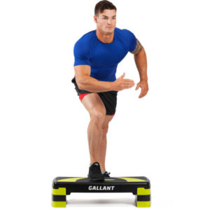 best aerobic stepper