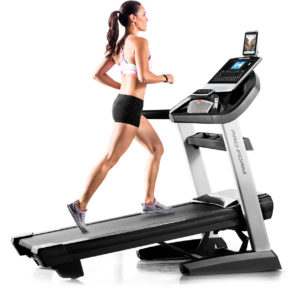understanding the parts of a treadmill