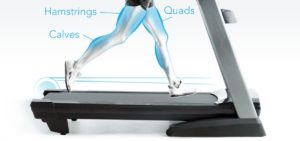 elements of a treadmill