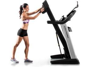 understanding specs of a treadmill