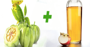 apple cider vinegar and garcinia cambogia