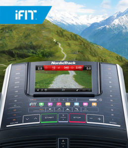 nordictrack treadmill promotion code