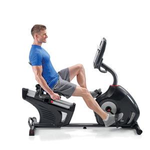 schwinn recumbent exercise bicycle