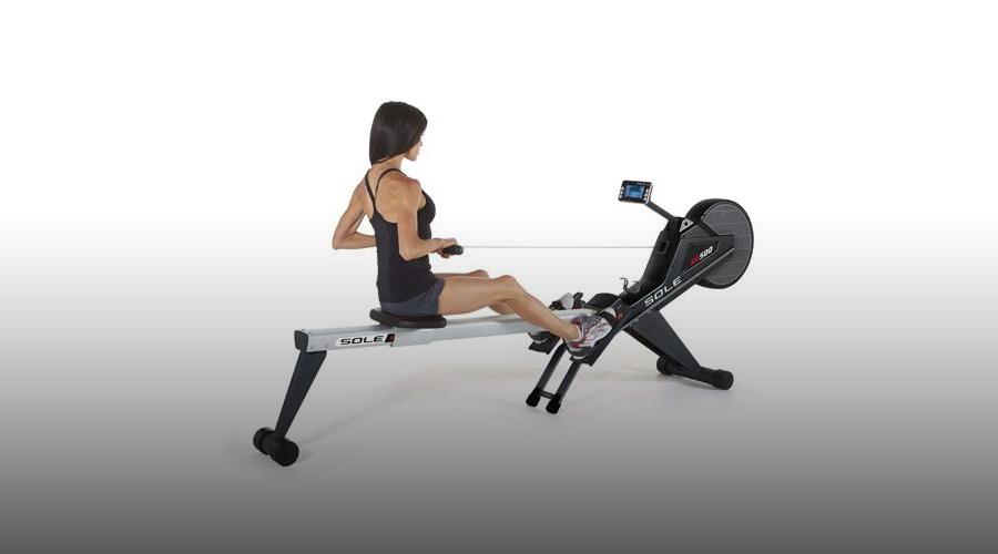 sole rowing machine