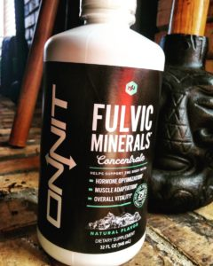 onnit fulvic minerals concentrate reviews
