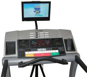 treadmill tv stand