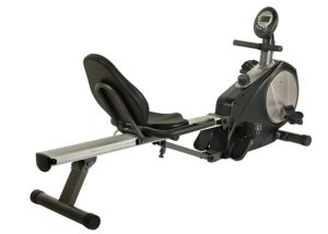 conversion ii rower recumbent bike review