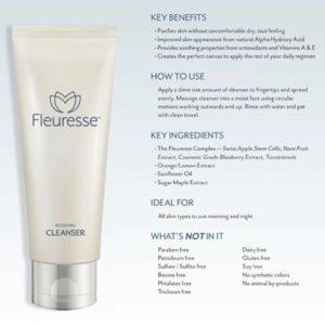 kyani fleuresse boosting cleanser price