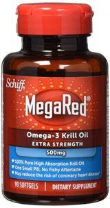 mega red krill oil