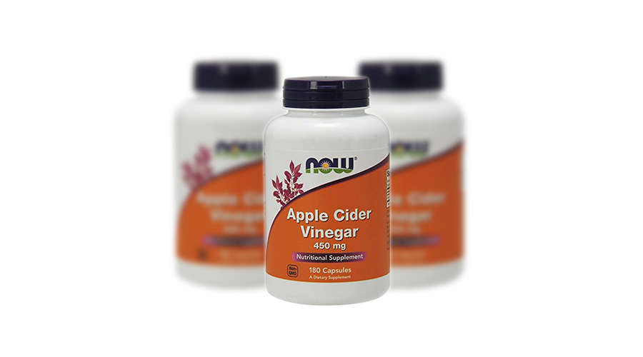 Now apple cider vinegar capsules