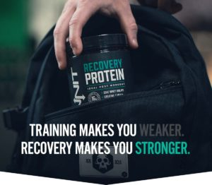 onnit recovery protein review