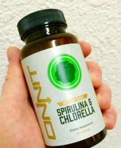 onnit spirulina and chlorella reviews
