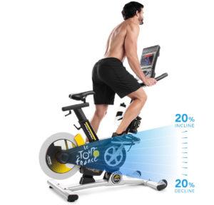 proform studio spin bike pro reviews