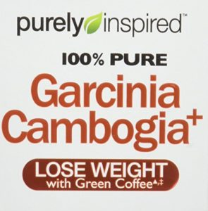 Purely Inspired Garcinia Cambogia Reviews Green Coffee Gummies