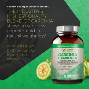 vitamin bounty garcinia cambogia review