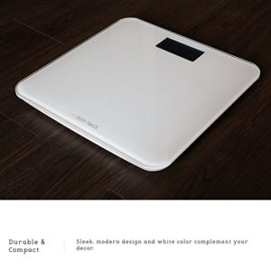 Merveilleux ... Innotech Digital Bathroom Scale Reviews