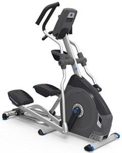 nautilus e618 elliptical trainer machine reviews and price