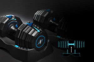 nordictrack select-a-weight dumbbell set reviews