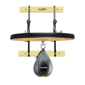 speed bag and platform