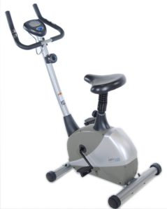 top rated upright exercise bike for home gym under 200 dollars