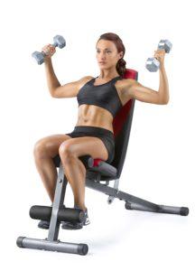 best adjustable weight bench under 100