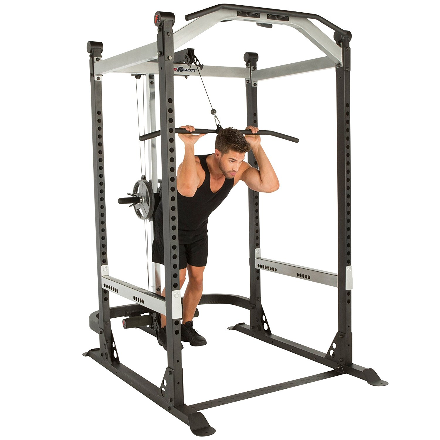 top rack rated best fitness racks power class titan uncategorized high cage updated olympic x dollars reality light capacity under commercial