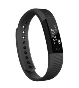 best fitness tracker under 50 with a heart rate monitor