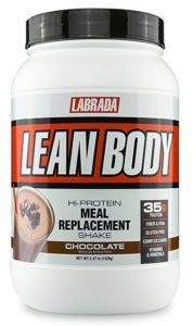 best meal replacement powder