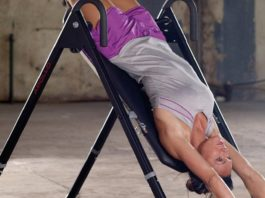 top rated inversion table under $100