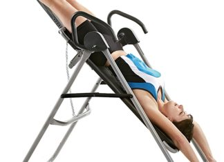 top rated inversion table under $150