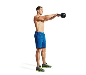 7 best kettlebell exercises for beginners  drenchfit